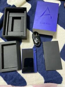 Astell & Kern AK70 64GB Limitierte True Blau Audio Player