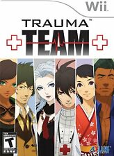 *NEW* Trauma Team - Nintendo Wii
