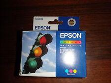 Cartuccia nuova Tri-color / New Cartridge S020066 - Epson