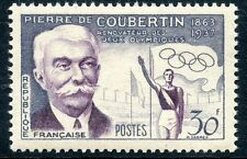 STAMP / TIMBRE FRANCE NEUF N° 1088 ** / CELEBRITE / PIERRE DE COUBERTIN