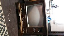 antique Tv furniture