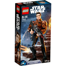 Lego Star Wars buildable figures Han Solo 75535 New