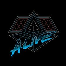 Daft Punk: Alive 2007-HQ - (LP vinyle)