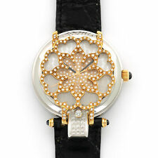 Corum White & Yellow Gold Diamond Cover Watch