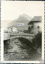 74 Morzine . photo ancienne . 1962