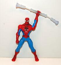 "2010 Spiderman 6"" Hasbro Action Figure Toy Spiderman Spider-Man Marvel Comics"