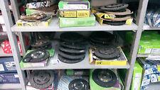 stock blocco varie dischi disco frizione valeo luk borg e beck nuovi 70 pezzi