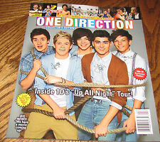 ONE DIRECTION 1D UP ALL NIGHT Collector's Edition LIFE STORY Magazine Boy Band
