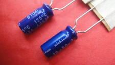 20 Nichicon 50V 10UF BT(M) Audio AMP Capacitor 125C
