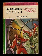 BRYAN BERY From What Far Star 1st EDITION PORTUGAL Amazing SCI-FI Cover Artwork