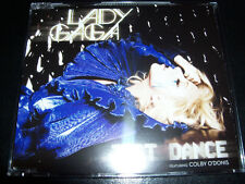 Lady Gaga Just Dance Rare Australian Print CD Single With Picture On CD
