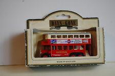 Lledo Days-Gone - 49003 1931 AEC Renown Double Decker Bus - Martini BNIB