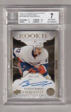 2016-17 Exquisite Collection Rookie Signatures Mathew Barzal New York Islanders