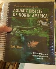 An Introduction to the Aquatic Insects of North America - Spiral-bound - NEW