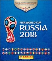 RUSSIE - STICKERS IMAGE - PANINI FOOT FIFA WORLD CUP - RUSSIA 2018 - a choisir