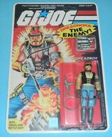 *RECARDED* 1985 GI Joe Torch v1 Dreadnok Complete Sealed *CUSTOM File Card Back*