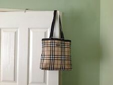 Authentic Burberry shoulder bag (b)