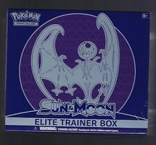 Sun and Moon Elite Trainer Box Lunala - Pokemon TCG