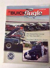 Buick Bugle Magazine 2002 National Meet Coverage October 2002 032217NONRH