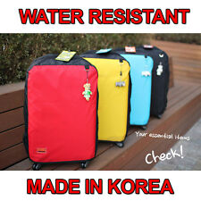 """Water-Resistant Anti-Scratch Travel Luggage Cover Suitcase Protector 19"""" 20"""" 21"""""""
