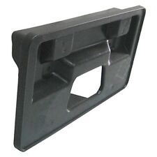fits 2007-2009 HONDA CRV Front Bumper License Plate Tag Mounting Bracket Holder