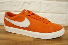 Nike SB Zoom Blazer Low Mens Size 7 Vintage Coral Leather Suede Trainers BNWB
