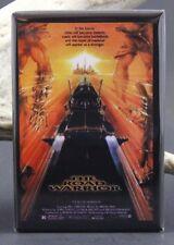 "The Road Warrior - 2"" X 3"" Fridge / Locker Magnet. Mel Gibson Classic"