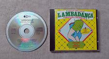 """CD AUDIO MUSIQUE INT/ LAMBADANÇA """"MISTURA TROPICA (LA LAMBADA)"""" CD ALBUM 8T 1989"""
