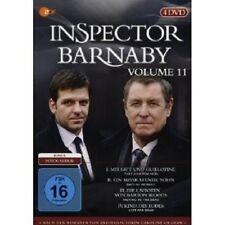 INSPECTOR BARNABY - VOL. 11 4 DVD NEU