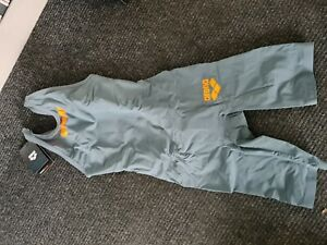 ARENA POWERSKIN R-EVO ONE OPEN BACK RACE SUIT Size 26 Brand new.