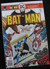 BATMAN 275 (1976) UNDERWORLD OLYMPICS! HIGHER GRADE! LARGE PHOTOS!