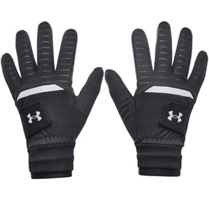 Under Armour UA 2021 Men's ColdGear® Infrared Thermal Winter Pair Golf Gloves