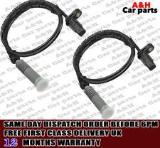 2X BMW 3 Series E90, E91, E92, E93 rueda ABS sensor de velocidad (04-15) 001 Trasero AWS