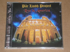 PÄR LINDH PROJECT - LIVE IN AMERICA - 2 CD COME NUOVO (MINT)