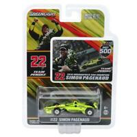 GREENLIGHT 10855 2019 #22 Simon Pagenaud Diecast Indy Championship Car 1:64