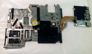 Original IBM / Lenovo 63Y2162 Notebook Mainboard für ThinkPad X201 Series -J112-