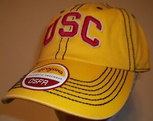 New USC Trojans Southern California Cap Hat Adjustable Youth size Boys or Girls