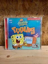Spongebob Squarepants Typing CD-Rom