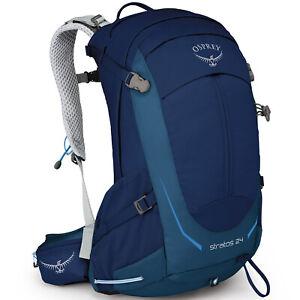 Osprey Stratos 24 Litre Sac à Dos de Randonnée Outdoor-Rucksack Petit Bleu