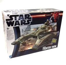 """Star Wars Clone Wars Fighter Tank Vehículo Barco para 4"""" Figuras de juguete"""