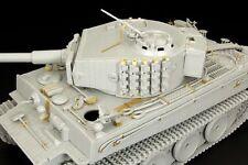 Hauler Models 1/35 TIGER I AUSF. E TANK Photo Etch Detail Set