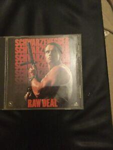 Raw Deal,varese Sarabande Film Soundtrack,rare Cd