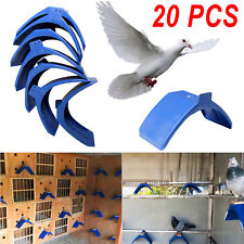 20x Dove Rest Stand Frame Grill Dwelling Pigeon Perches Roost Bird Supplies AUS