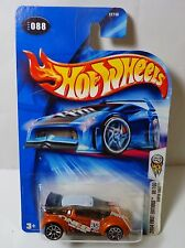 Hot Wheels 2004 First Editions #88/100 Super Gnat collector #088