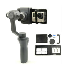 Gopro Hero 6 5 4 3 Adapter Mount Plate for DJI OSMO 2 1 Gimbal Accessories