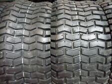 TWO 15/6.00-6, 15/6.00X6  HONDA HT3813 Lawnmower Turf 4 ply Tubeless Tires