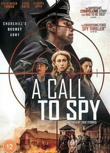A Call to Spy DVD (2019)