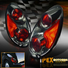 Limited Edition 2001-2005 Chrysler PT Cruiser Black Smoked Tail Lights New
