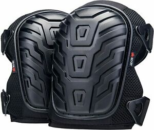 NoCry Professional Knee Pads with Heavy Duty Foam Padding and Comfortab Gel Cups