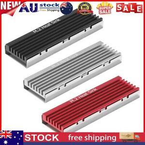 M.2 SSD Heat Sink Heatsink NVME NGFF M.2 2280 SSD Hard Disk Aluminum Heat